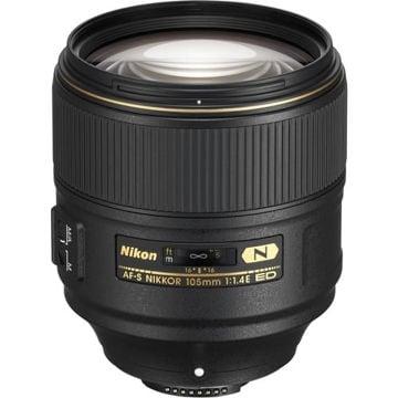 buy Nikon AF-S NIKKOR 105mm f/1.4E ED Lens in India imastudent.com