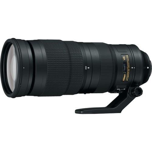 buy Nikon AF-S NIKKOR 200-500mm f/5.6E ED VR Lens in India imastudent.com