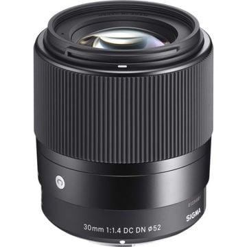 buy Sigma 30mm f/1.4 DC DN Contemporary Lens for Sony E in India imastudent.com