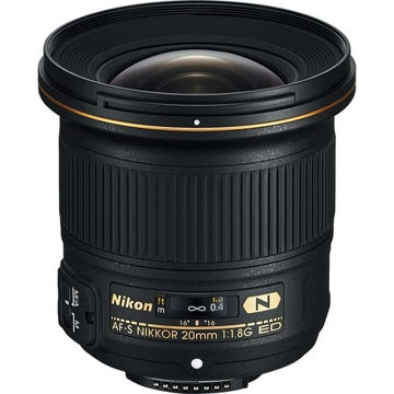 buy Nikon AF-S NIKKOR 20mm f/1.8G ED in India imastudent.com