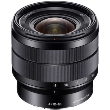 buy Sony E 10-18mm f/4 OSS Lens in India imastudent.com