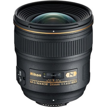 buy Nikon AF-S NIKKOR 24mm f/1.4G ED Lens in India imastudent.com