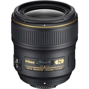 buy Nikon AF-S NIKKOR 35mm f/1.4G Lens in India imastudent.com