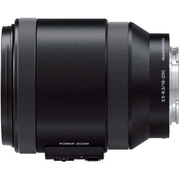 buy Sony E PZ 18-200mm f/3.5-6.3 OSS Lens in India imastudent.com