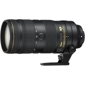 buy Nikon AF-S NIKKOR 70-200mm f/2.8E FL ED VR Lens in India imastudent.com