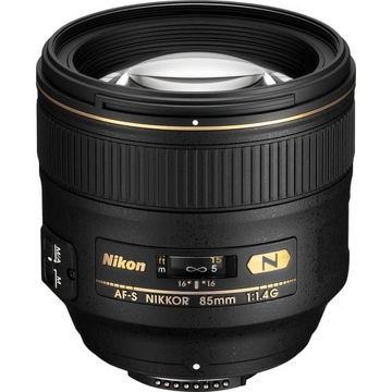 buy Nikon AF-S NIKKOR 85mm f/1.4G Lens in India imastudent.com