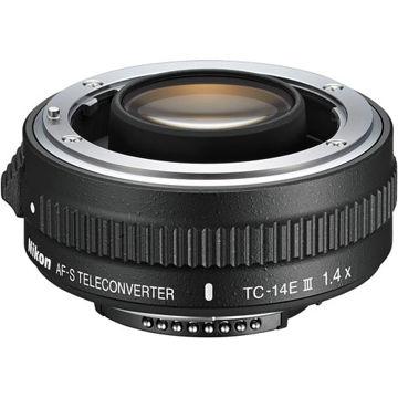 buy Nikon AF-S Teleconverter TC-14E III in India imastudent.com