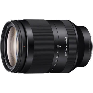 buy Sony FE 24-240mm f/3.5-6.3 OSS Lens in India imastudent.com