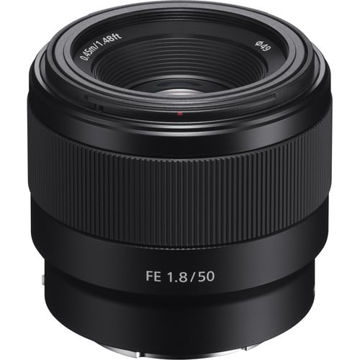 buy Sony FE 50mm f/1.8 Lens in India imastudent.com