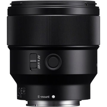 buy Sony FE 85mm f/1.8 Lens imastudent.com