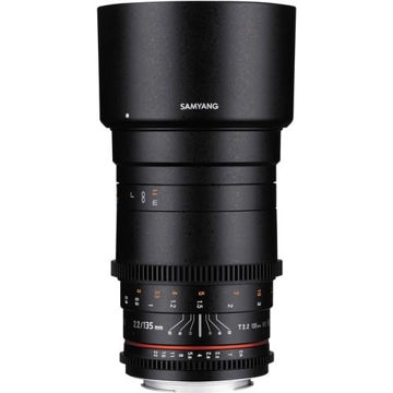 buy Samyang 135mm T2.2 VDSLR ED UMC Lens for Sony in India imastudent.com