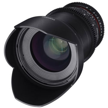 buy Samyang 35mm T1.5 VDSLR AS UMC II Lens for Canon in India imastudent.com
