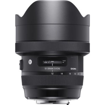 buy Sigma 12-24mm f/4 DG HSM Art Lens for Nikon F in India imastudent.com