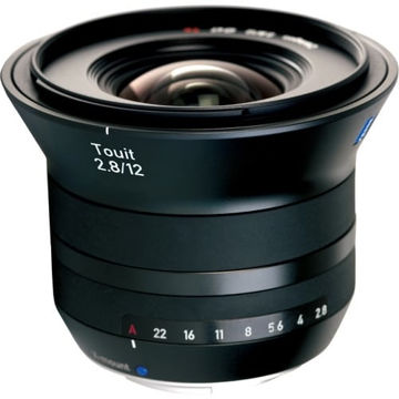 buy Zeiss Touit 12mm f/2.8 Lens for Fujifilm X-Mount imastudent.com
