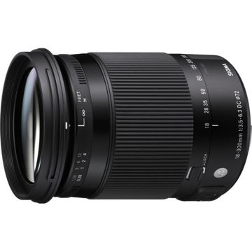buy Sigma 18-300mm f/3.5-6.3 DC MACRO OS HSM/C Lens for Canon EF in India imastudent.com