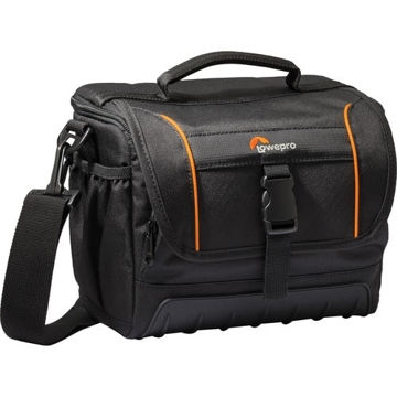 buy Lowepro Adventura SH 160 II Shoulder Bag (Black) in India imastudent.com