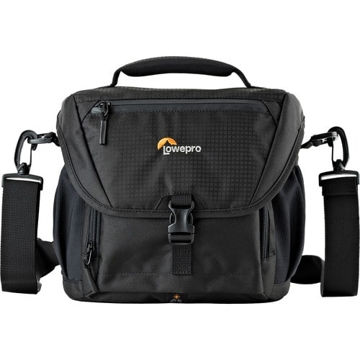 buy Lowepro Nova 170 AW II Camera Bag (Black) in India imastudent.com