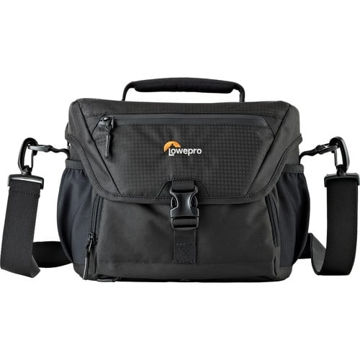 buy Lowepro Nova 180 AW II Camera Bag (Black) imastudent.comc