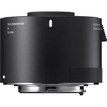 buy Sigma TC-2001 2x Teleconverter for Canon EF in India imastudent.com