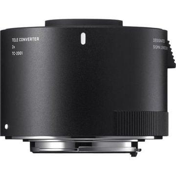 buy Sigma TC-2001 2x Teleconverter for Canon EF in India imastudent.com