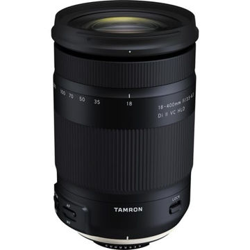 buy Tamron 18-400mm f/3.5-6.3 Di II VC HLD Lens for Nikon F in India imastudent.com