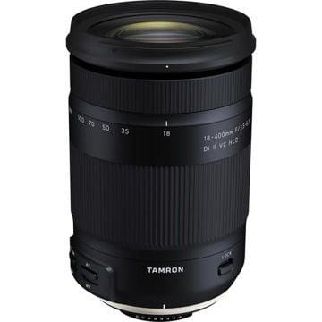buy Tamron 18-400mm f/3.5-6.3 Di II VC HLD Lens for Nikon F in India imastudent.com