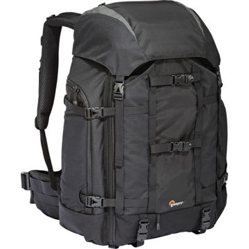 buy Lowepro Pro Trekker 450 AW Camera and Laptop Backpack (Black) in India imastudent.com