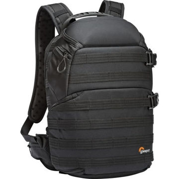 buy Lowepro ProTactic 350 AW Camera and Laptop Backpack (Black) in India imastudent.com