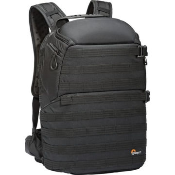 buy Lowepro ProTactic 450 AW Camera and Laptop Backpack (Black) in India imastudent.com