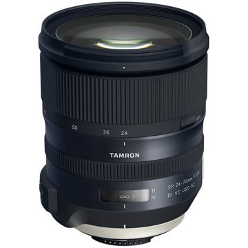 buy Tamron SP 24-70mm f/2.8 Di VC USD G2 Lens for Nikon F in India imastudent.com