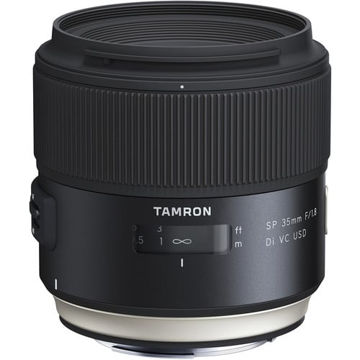 buy Tamron SP 35mm f/1.8 Di VC USD Lens for Canon EF in India imastudent.com