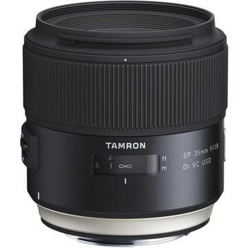 buy Tamron SP 35mm f/1.8 Di VC USD Lens for Nikon F in India imastudent.com