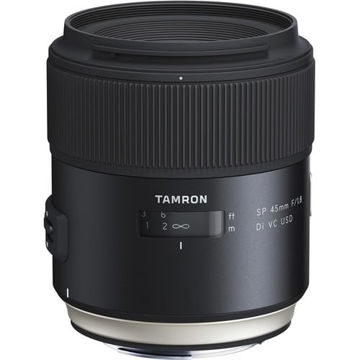 buy Tamron SP 45mm f/1.8 Di VC USD Lens for Canon EF in India imastudent.com