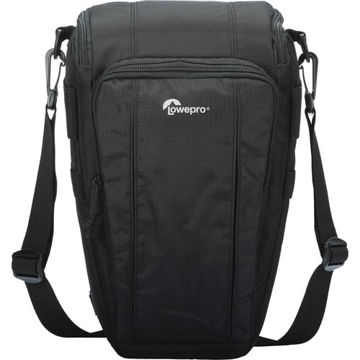 buy Lowepro Toploader Zoom 55 AW II (Black) in India imastudent.com