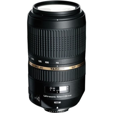 buy Tamron SP 70-300mm f/4-5.6 Di VC USD Lens for Nikon F in India imastudent.com
