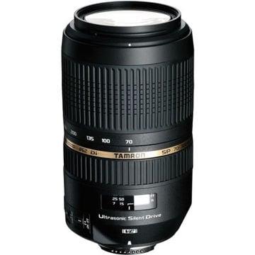 buy Tamron SP 70-300mm f/4-5.6 Di VC USD Lens for Nikon F in India imastudent.com