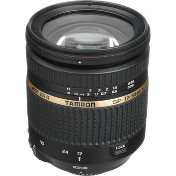 buy Tamron SP AF 17-50mm f/2.8 XR Di-II VC LD Aspherical (IF) Lens for Nikon F in India imastudent.com