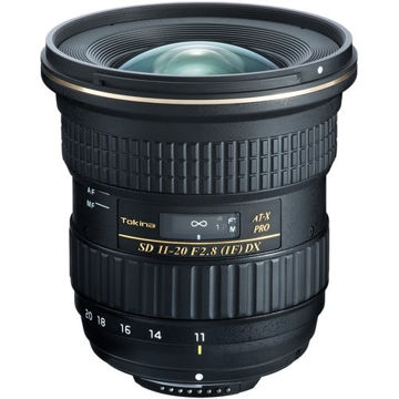 buy Tokina AT-X 11-20mm PRO DX F2.8 Aspherical Lens for Nikon F Mount in India imastudent.com