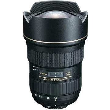 buy Tokina AT-X 16-28mm F2.8 Pro FX Lens for Nikon F Mount in India imastudent.com