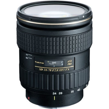 buy Tokina AT-X 24-70mm F2.8 Pro FX Lens for Canon EF Mount in India imastudent.com