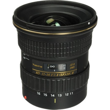 buy Tokina AT-X Pro 11-16mm F2.8 DX II Lens for Canon EF Mount in India imastudent.com