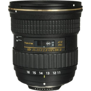 buy Tokina AT-X Pro 11-16mm F2.8 DX II Lens for Nikon F Mount in India imastudent.com
