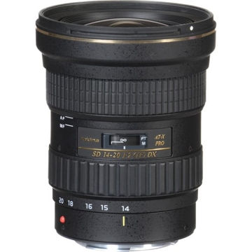 buy Tokina AT-X Pro 14-20mm F2.8 DX II Lens for Canon EF Mount in India imastudent.com