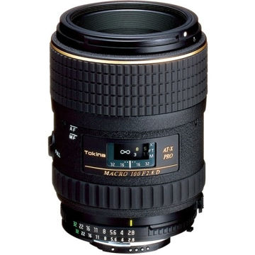 buy Tokina AT-XM 100mm F2.8 Pro D FX Lens for Nikon F Mount in India imastudent.com