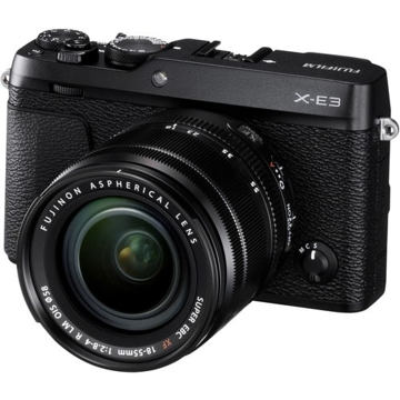 buy Fujifilm X-E3 Mirrorless Digital Camera with 18-55mm Lens Kit (Black) in India imastudent.com