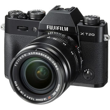 buy Fujifilm X-T20 Mirrorless Digital Camera with 18-55mm Lens (Black) in India imastudent.com