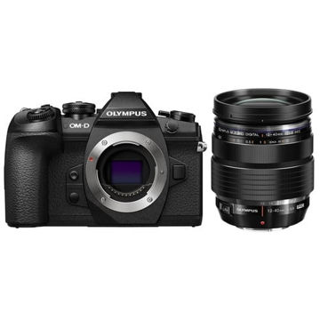 buy Olympus OM-D E-M1 Mark II Mirrorless Micro Four Thirds Camera with 12-40mm f/2.8 Lens Kit in India imastudent.com
