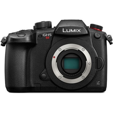 buy Panasonic Lumix DC-GH5S Mirrorless Micro Four Thirds Camera (Body Only) in India imastudent.com