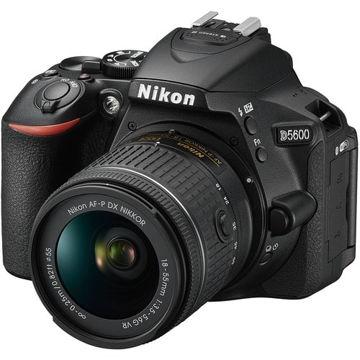 buy Nikon D5600 DSLR Camera with 18-55mm Lens in India imastudent.com