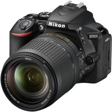 buy Nikon D5600 DSLR Camera with 18-140mm Lens in India imastudent.com